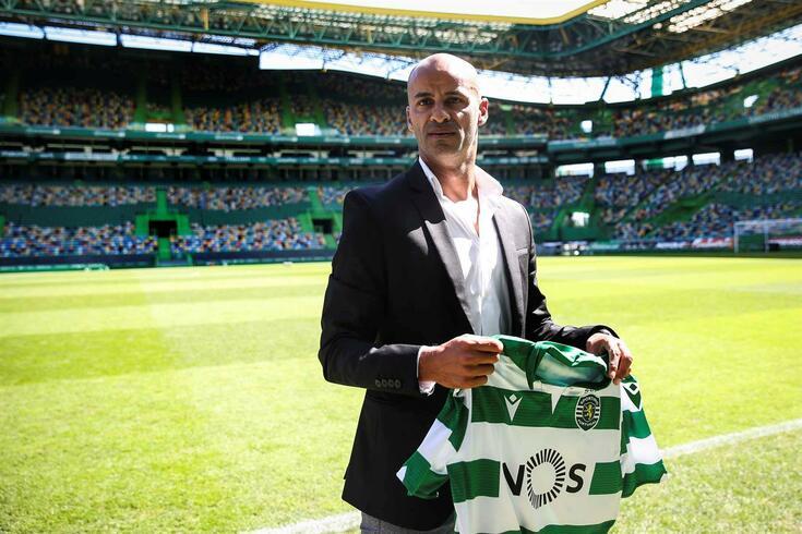 Silas é o novo treinador do SCP