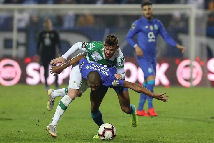 Moreirense recebe FC Porto