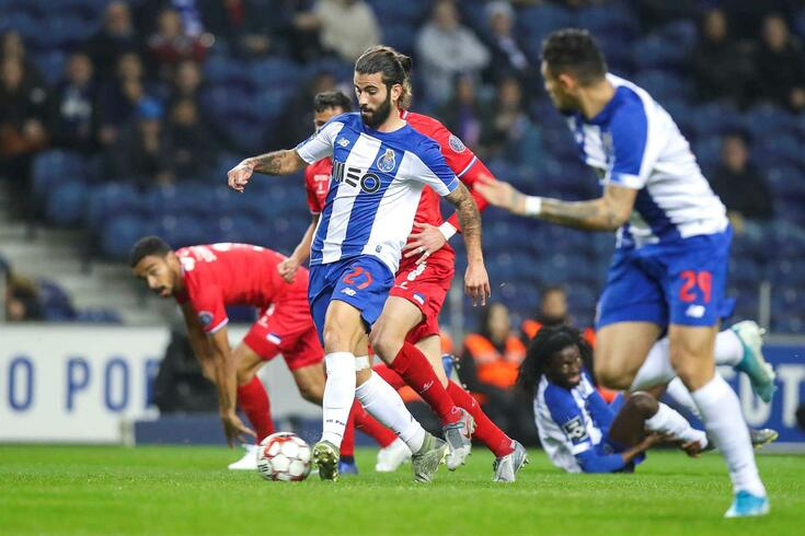FC Porto vence Gil Vicente
