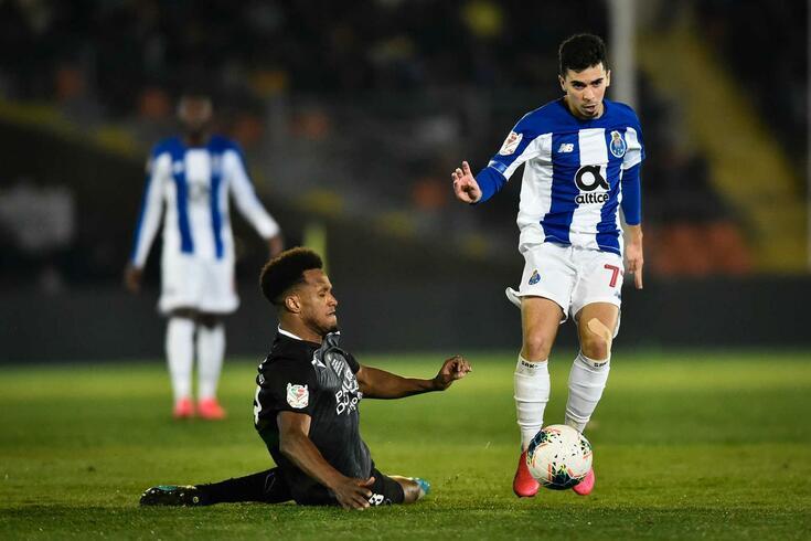 FC Porto e Académico de Viseu jogam a 2ª mão
