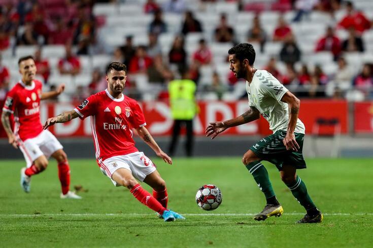 Benfica empata em casa do Vitória de Setúbal