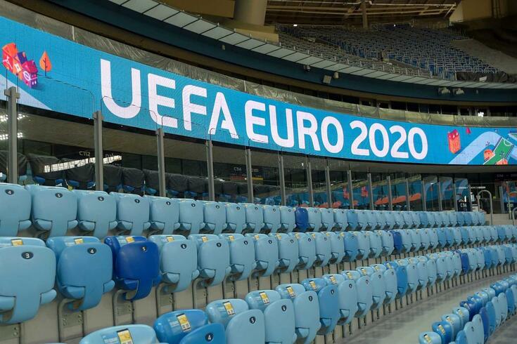 Europeu adiado para 2021