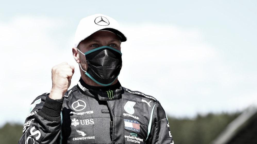 Mercedes vuelve a dominar