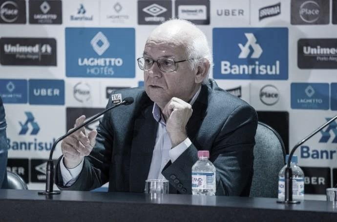 Grêmio não vê urgência na MP do Futebol e denfende'debate mais amplo' sobre o tema