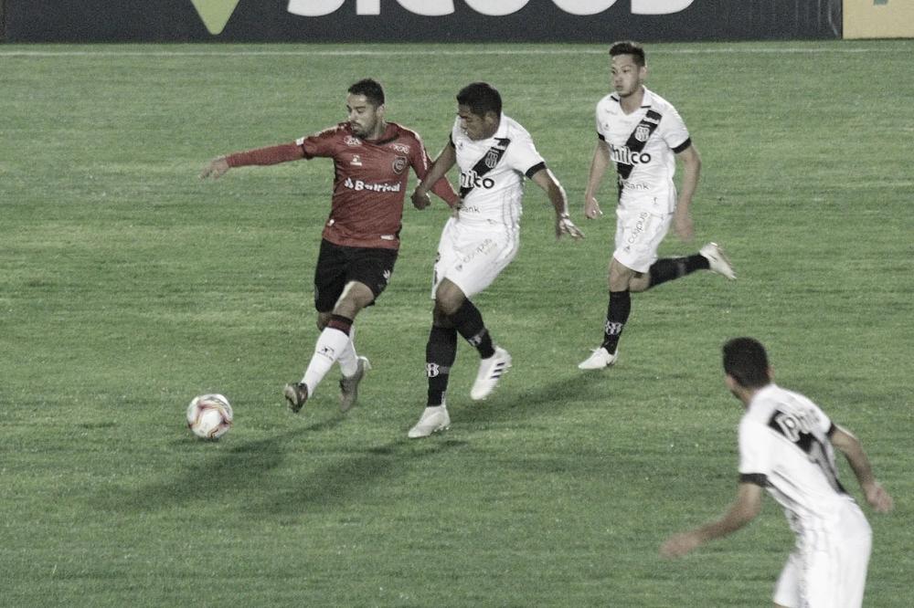 Buscando subir na tabela, Brasil de Pelotas recebe desesperada Ponte Preta pela Série B