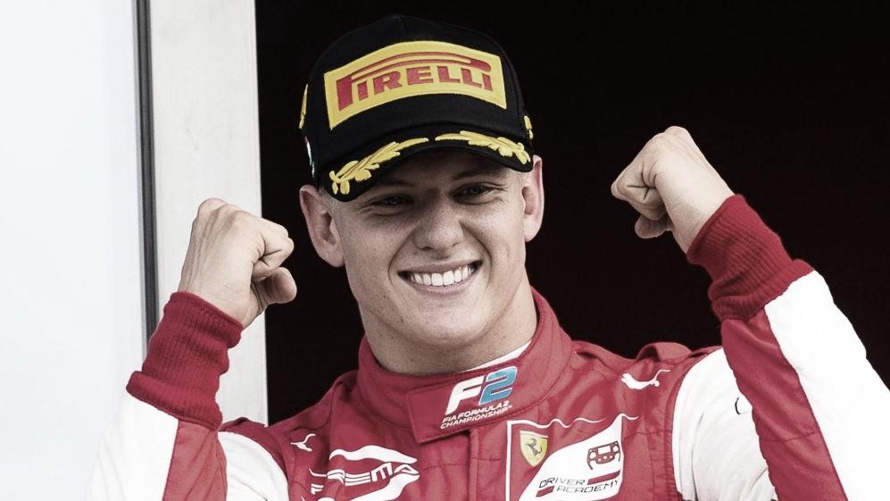 OFICIAL: Haas anuncia Mick Schumacher para temporada 2021