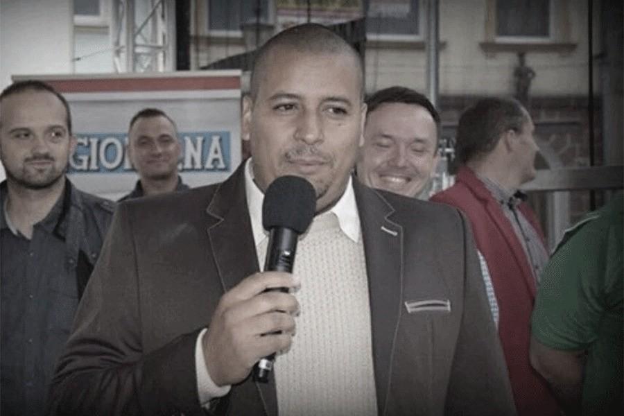 Empresário brasileiro, Ronnie Garcia explica como é atuar no futebol polonês