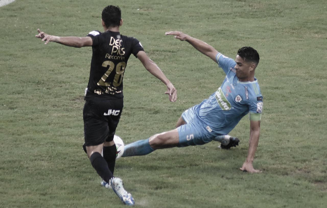 "A la ""empatitis"" del Deportivo Cali, se le sumó la ""expulsitis"""