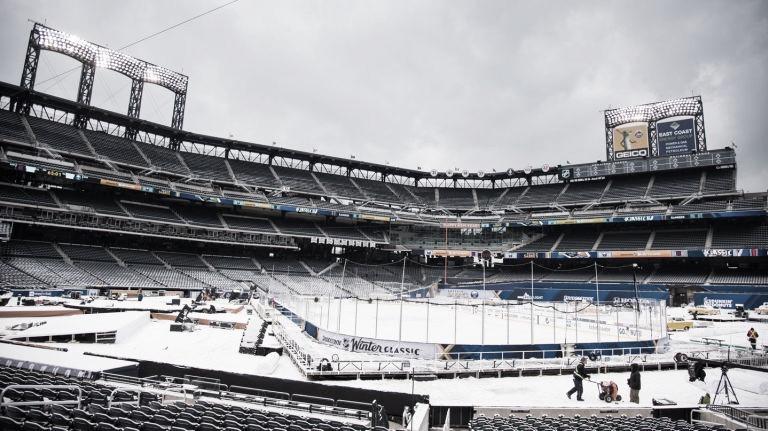 Oportunidad dorada para los partidos al aire libre en la NHL