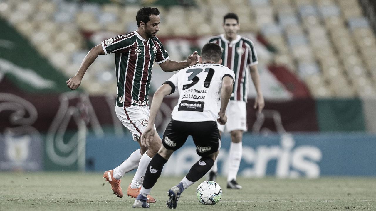 Olho no continente: Ceará por vaga na Sul-Americana e Fluminense quer grupo da Libertadores