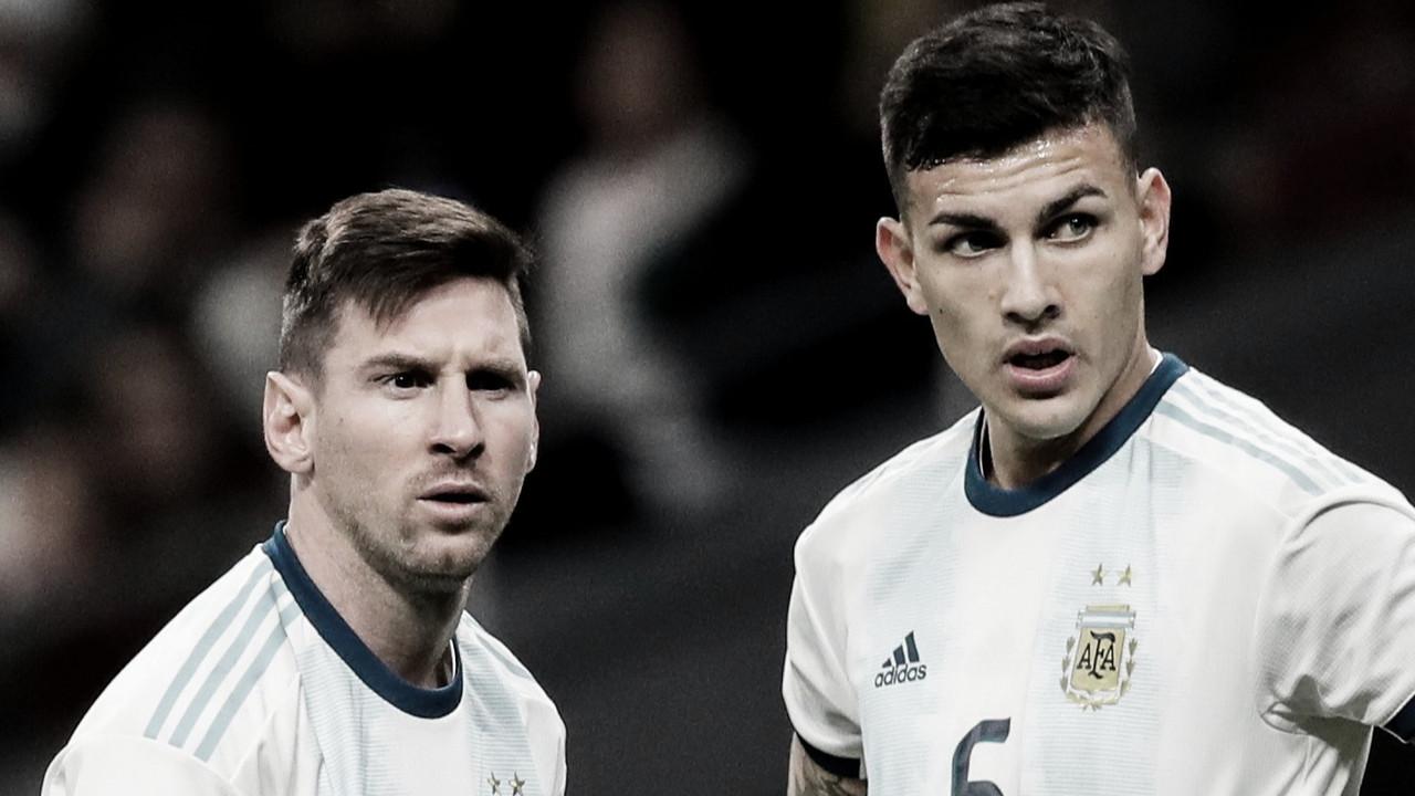Jornal francês crava que PSG proibiu Paredes de falar sobre Messi