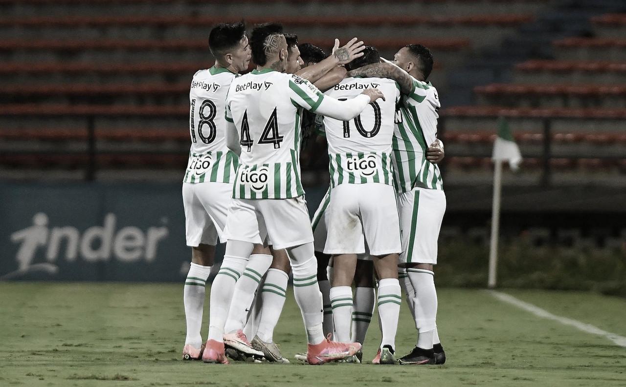 Atlético Nacional: líder, clasificado y con la cabeza puesta en la Libertadores