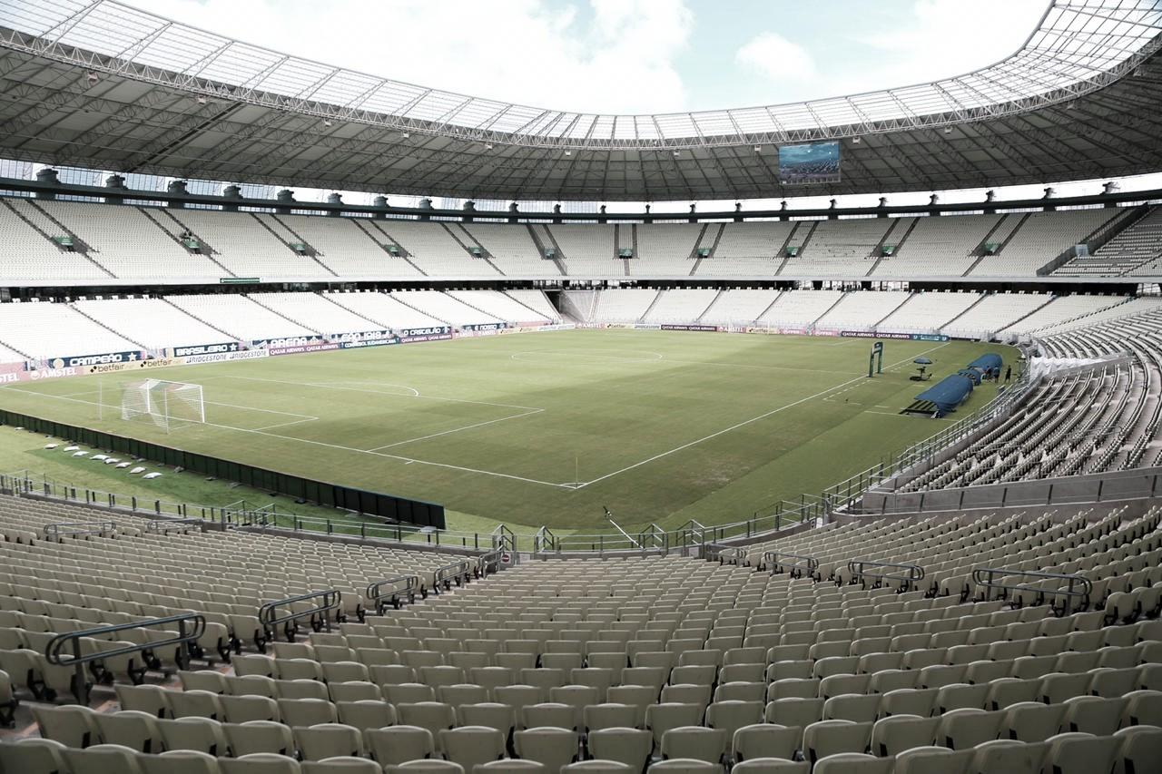 Fortaleza e CSA duelam na Arena Castelão por vaga nas semis