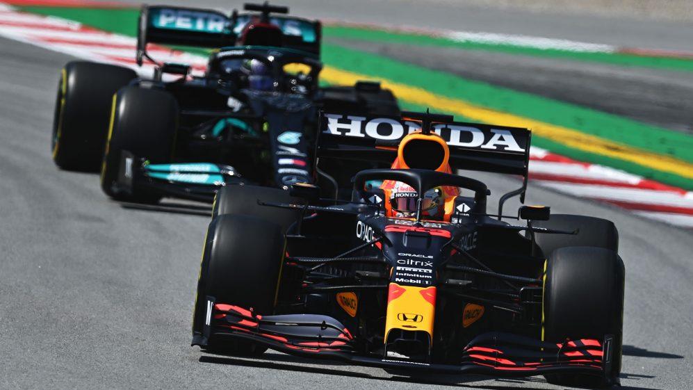 GP de España. Libres 3: Verstappen planta cara a Hamilton