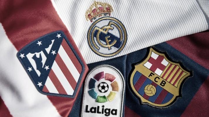 Los partidos que le quedan a el Atleti, Real Madrid y Barcelona