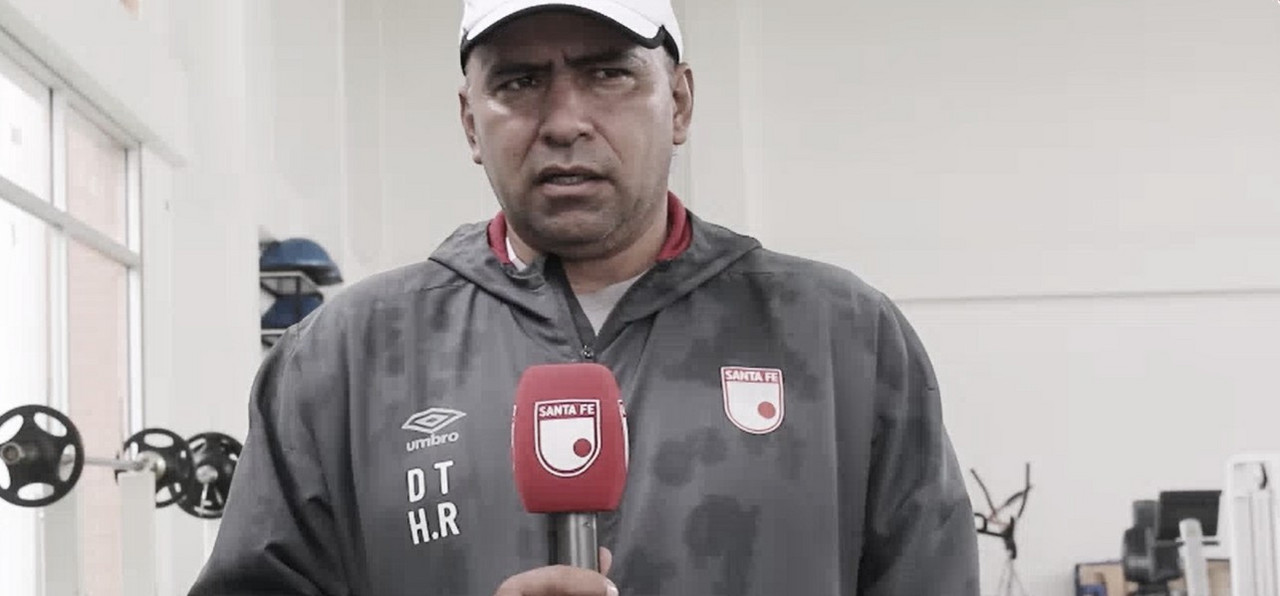 """Harold Rivera: """"Lucharemos hasta el final, tenemos que corregir errores y ser efectivos al atacar"""""""