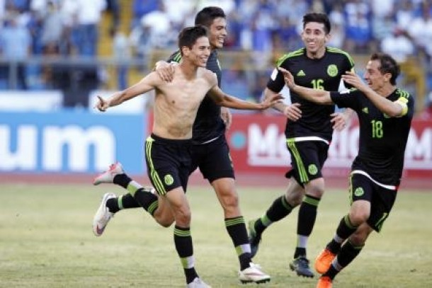 Mexico Out Classed Honduras