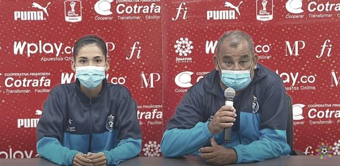 """Expencer Uribe: """"Lo he dicho siempre y espero no me cueste, ojalá la liga el otro año sea más larga"""""""