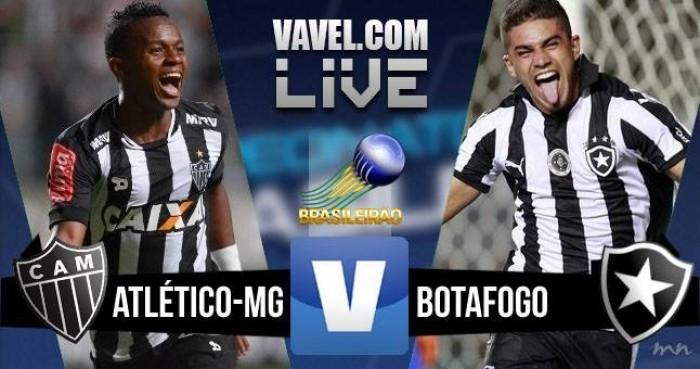 Resultado Atlético-MG x Botafogo pelo Brasileirão (5-3)