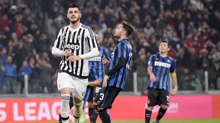 Juve - Inter, i precedenti in Serie A