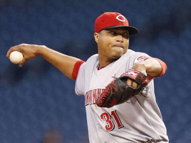 Cincinnati Reds Trade Alfredo Simon To The Detroit Tigers