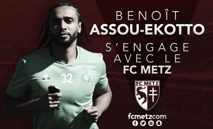 El Metz firma a Assou-Ekotto