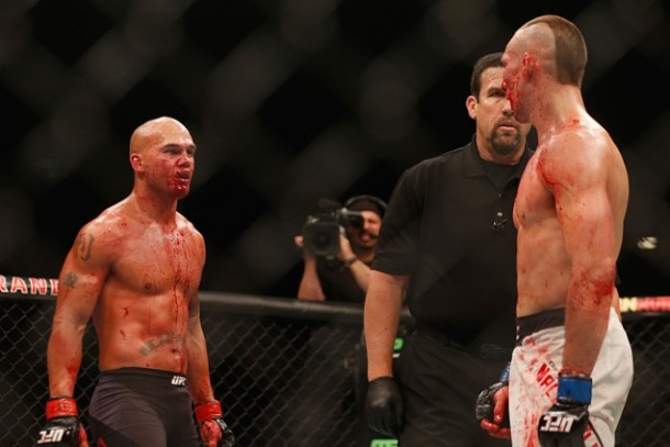 VAVEL USA's UFC Year In Review: Fight Of The Year