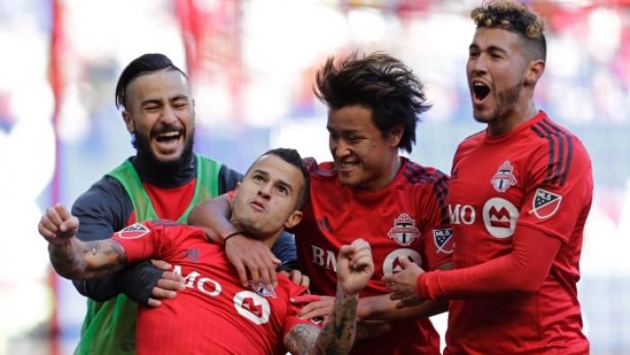 Sebastian Giovinco And Toronto FC Stun New York Red Bulls, 2-0