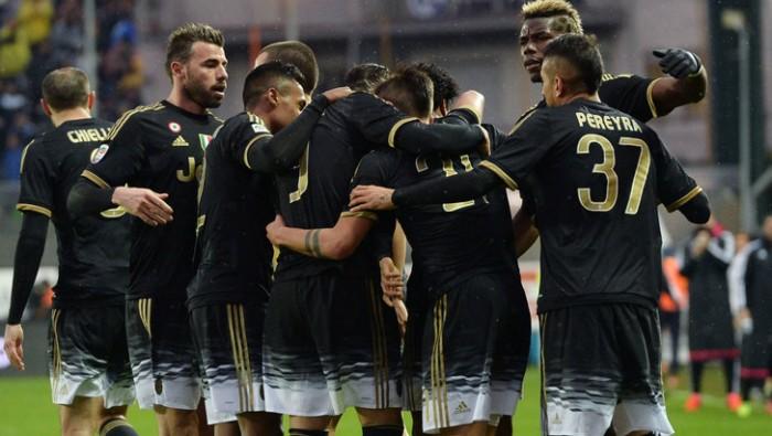 La Juve nella ripresa passa a Frosinone