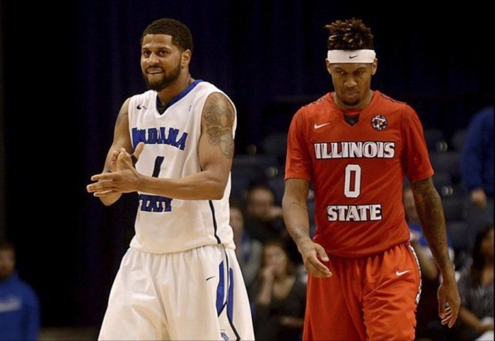 Undefeated No More: Brenton Scott Leads Indiana State Sycamores In 2nd Half Rally & Victory Over Illinois State