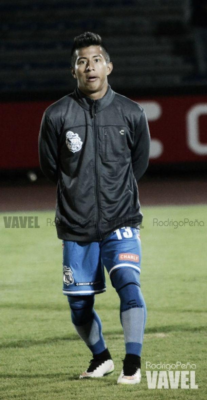 """Alfonso Tamay: """"Vamos con todo por el campeonato"""""""