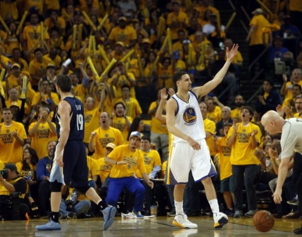 Stephen Curry And Golden State Warriors Cruise By Memphis Grizzlies In Game 1