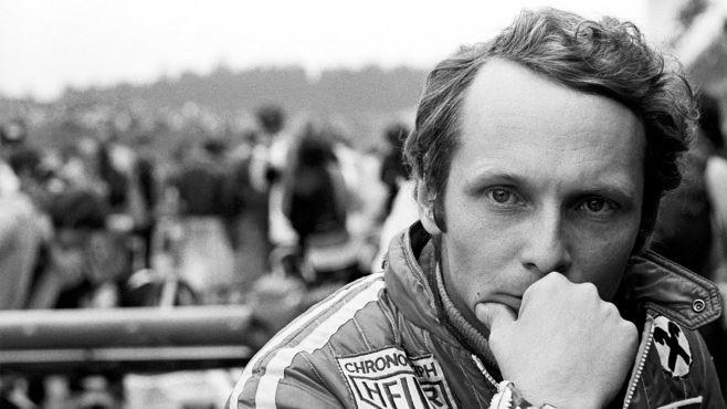 Se cumple un año sin Niki Lauda
