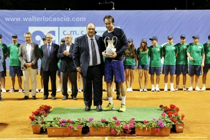 Lorenzi vince il Challenger di Caltanissetta. Virgili trionfa nel futures di Bergamo