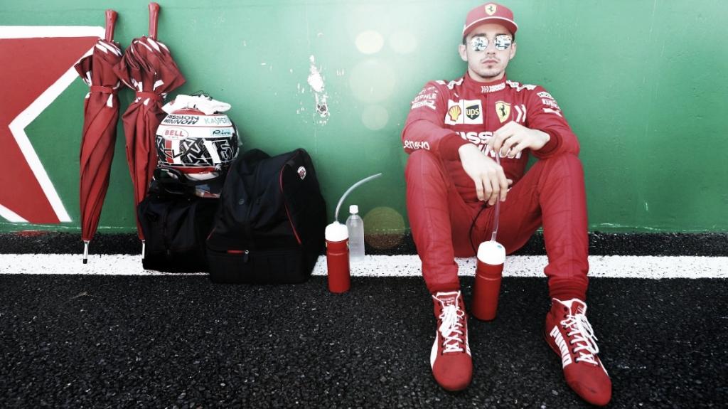 Dupla punição troca Leclerc de P6 para P7 em Suzuka