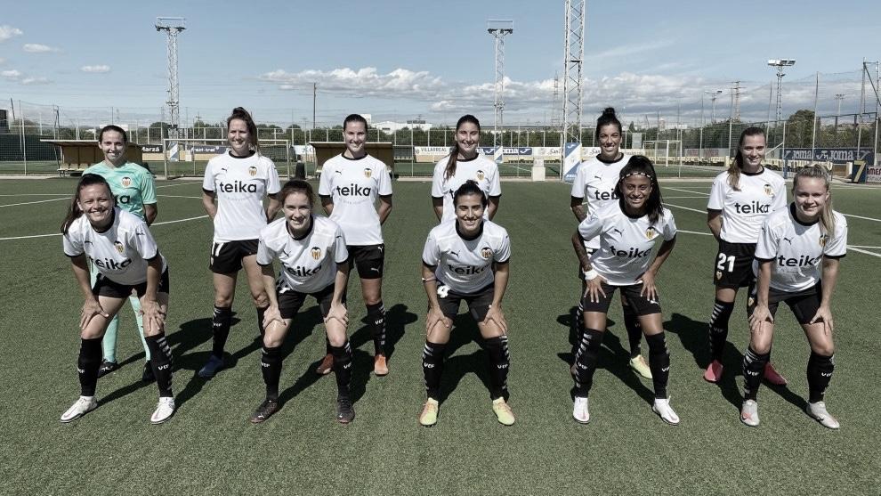 El Valencia Femenino se estrena con victoria