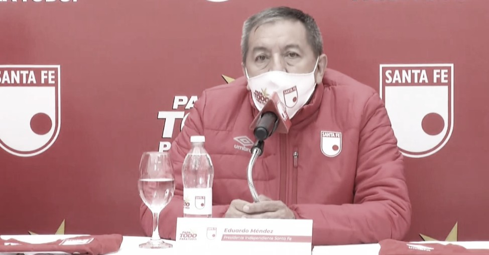 Foto: Eduardo Méndez/Rueda de prensa presentación Paga Todo, nuevo patrocinador