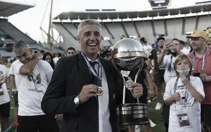 Após especulações, Hernán Crespo é confirmado como novo técnico do São Paulo