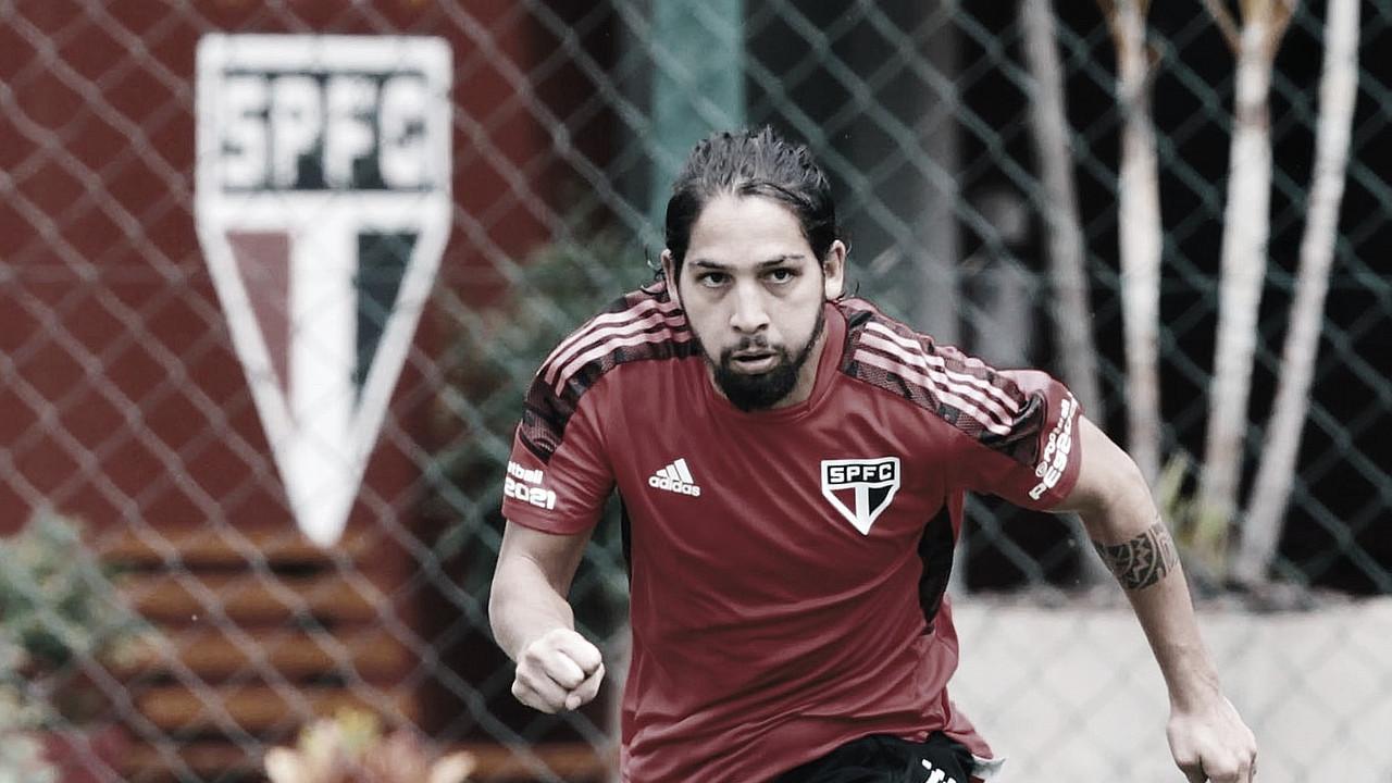 Martín Benítez é anunciado pelo São Paulo e já participa de treinamento