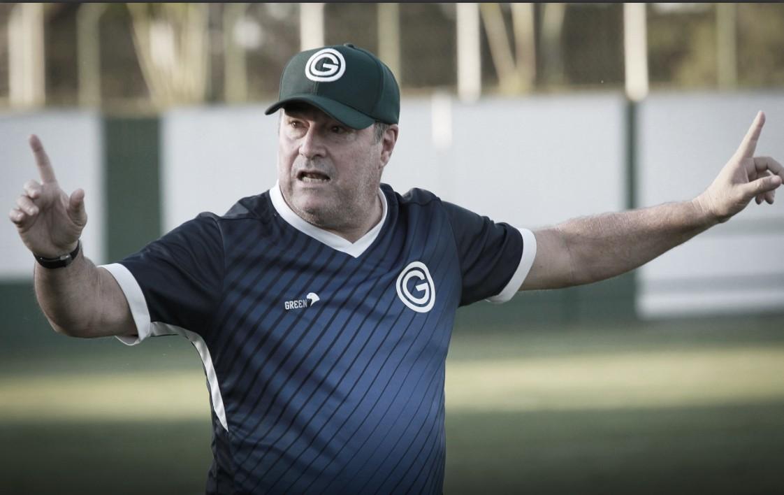 Em quarto lugar na Série B, Goiás demite técnico Pintado