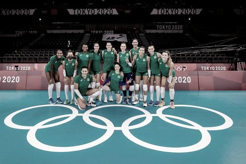 Brasil vive expectativa antes da estreia do vôlei de quadra feminino em Tóquio 2020