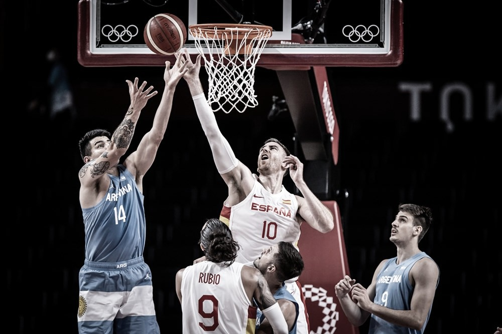 Highlights: Argentina vs Japan in Men's Basketball Olympic Games (97-77)