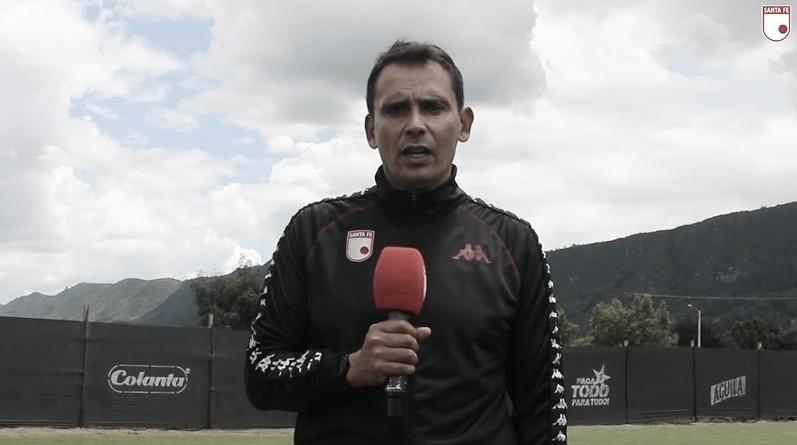 """Grigori Méndez: """"Gozamos de una buena salud emocional, las victorias nos han dado esa confianza"""""""