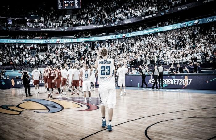 Eurobasket 2017: quinteto ideal, día 4