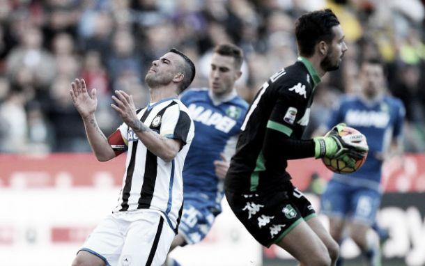 Udinese, soddisfazione per la prestazione nelle parole del post