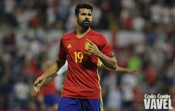 """Costa: """"El día que no esté que el seleccionador no me lleve"""""""