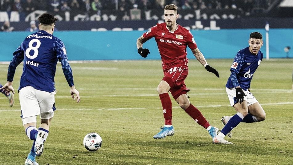 Desesperados na segunda parte da tabela, Schalke 04 visita Union Berlin