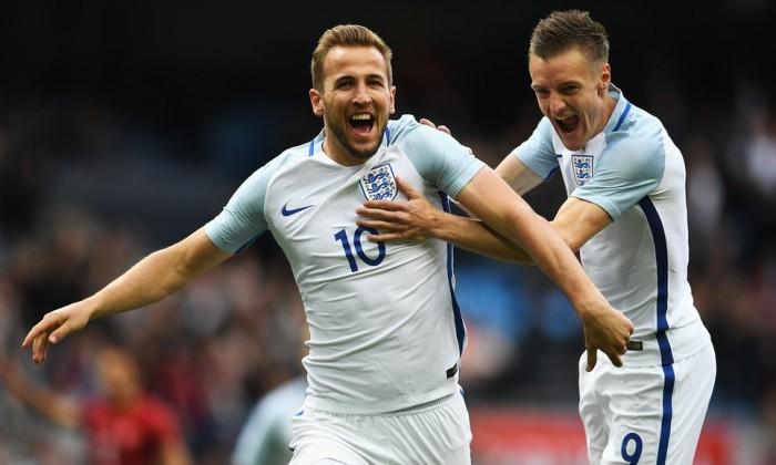 Kane apre, Vardy chiude: l'Inghilterra batte la Turchia per 2-1