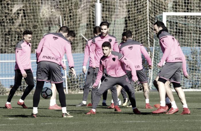 Ultimando los preparativos para el asalto a Mestalla