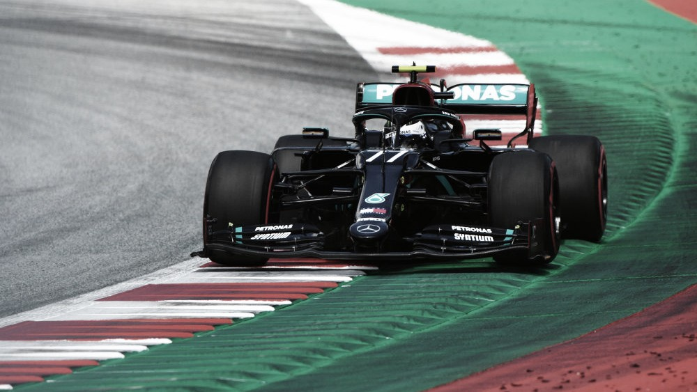 Hamilton escapa, e Bottas conquista pole position no GP da Áustria